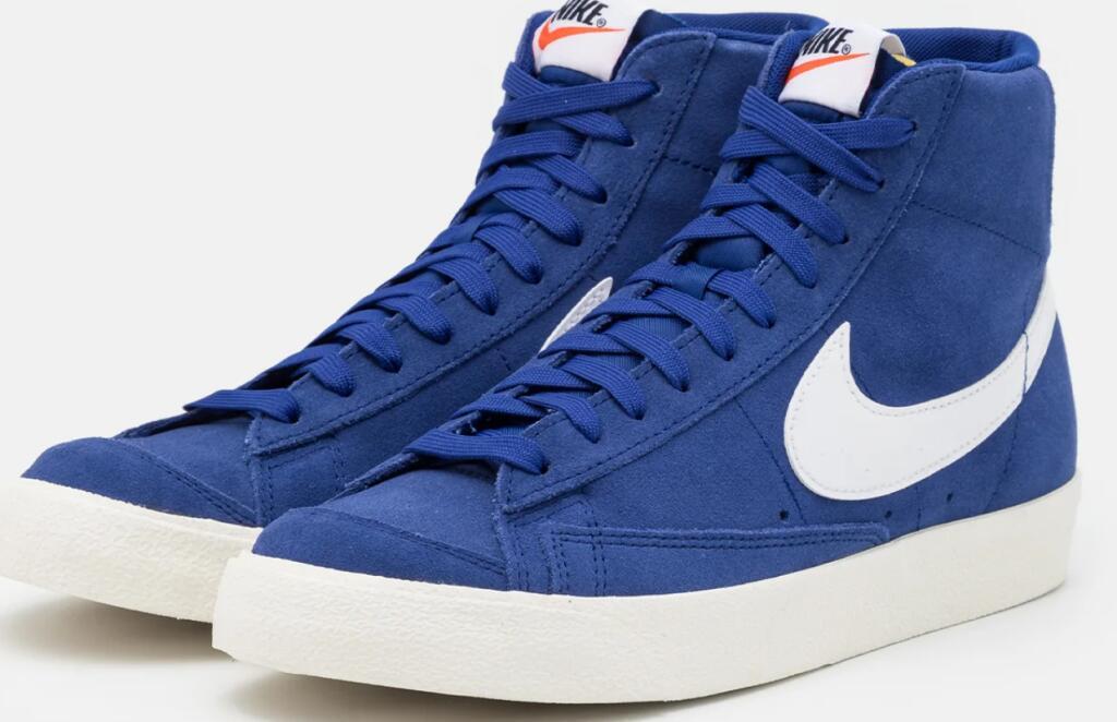 TALLAS 38.5 a 44.5, 45.5, 47.5 y 48.5 - Zapas Nike Blazer Mid '77 Suede