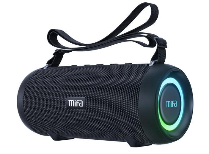 Altavoz Bluetooth Mifa A90 60W con luces dinamicas