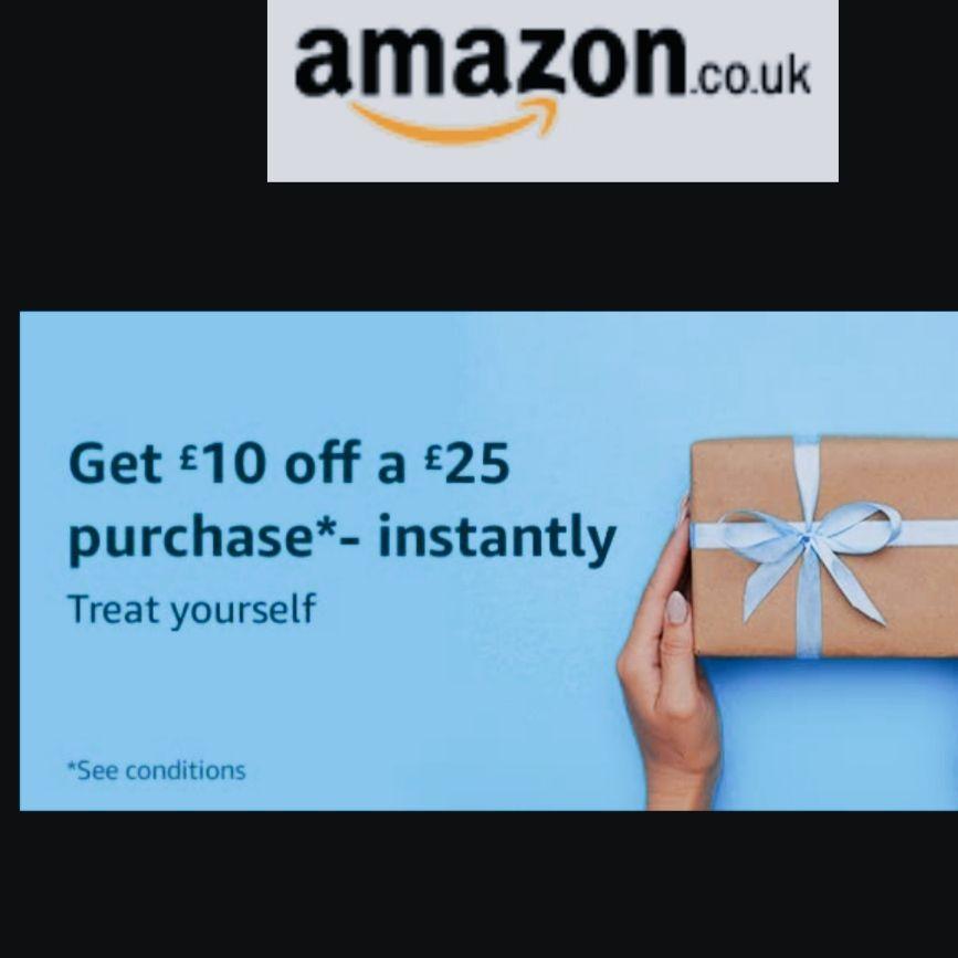 Ahorra 10£ en Amazon de Reino Unido.