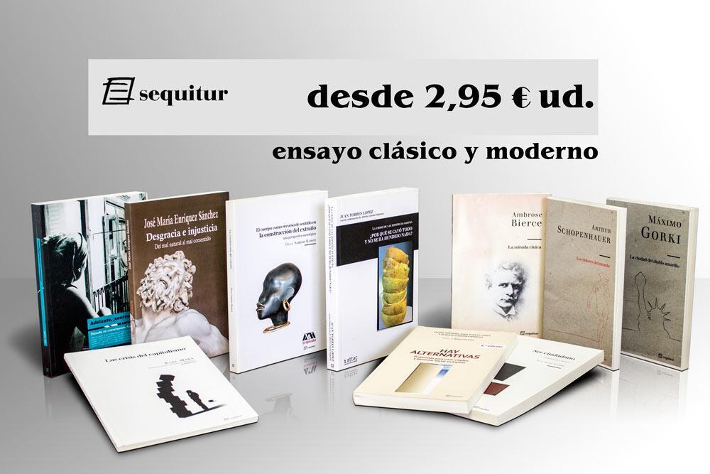 Grandes Ofertas en la colección Libros del ciudadano de la Editorial SEQUITUR