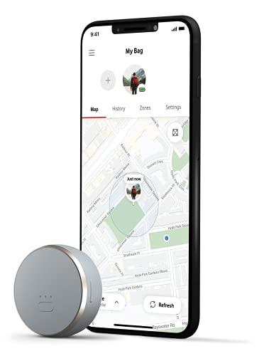 Curve, Mini Localizador GPS Inteligente