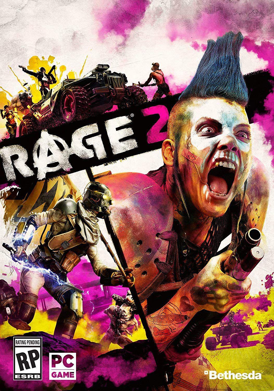 Rage 2 (PC) Launcher BETHESDA