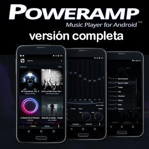 Poweramp, versión completa [Android]