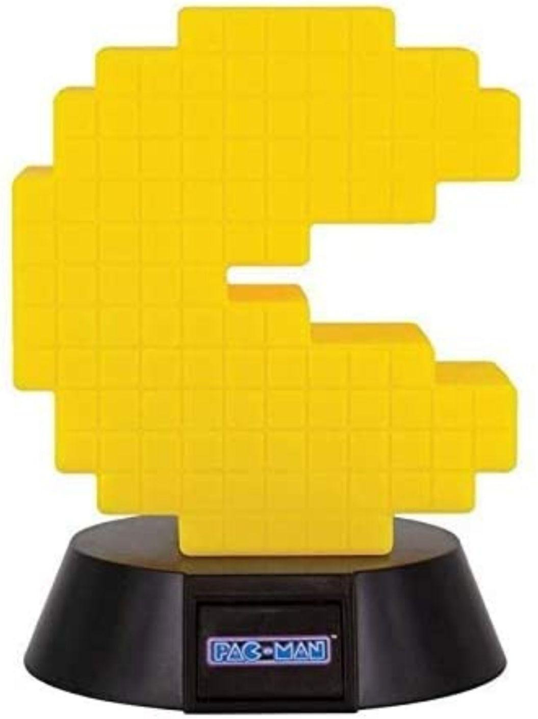 Paladone Lámpara Pac-Man 3D. Producto con Licencia oficial (Otro Descripción)