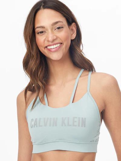 Calvin Klein Performance Sujetador deportivo T-XS y S