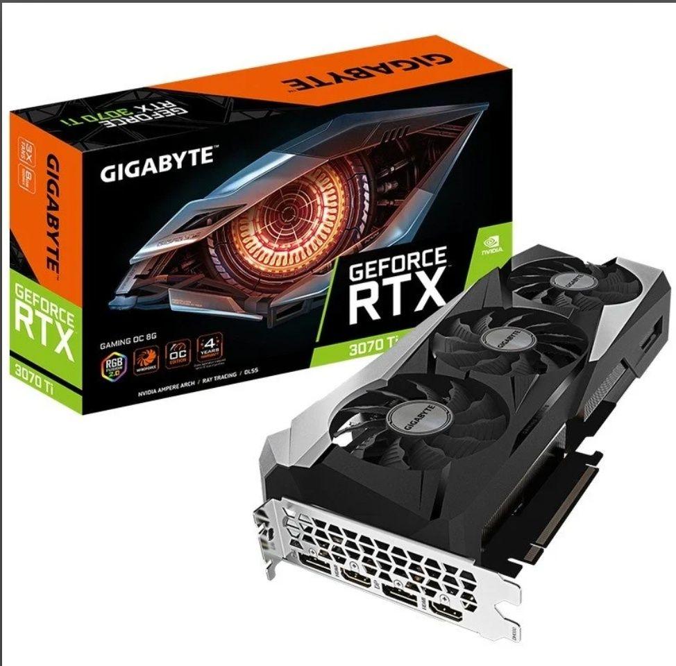 Gigabyte GeForce RTX 3070 Ti GAMING OC 8GB GDDR6X