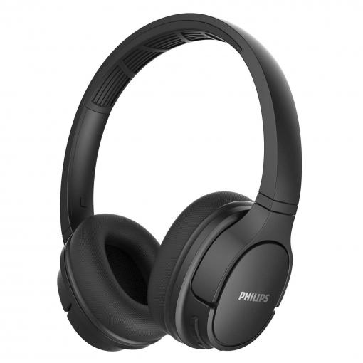 Auriculares Inalámbricos Bluetooth Philips ActionFit TASH402BK Eliminación del Ruido/Eco- Negro
