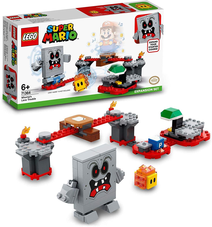 LEGO Super Mario Lava letal de ROCO solo 13.9€