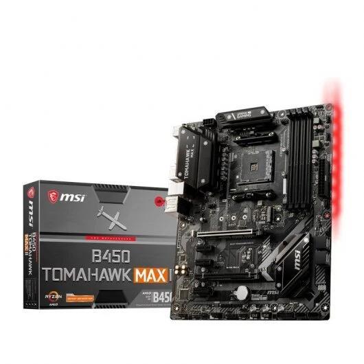 Placa base MSI B450 TOMAHAWK MAX II por 59,98€