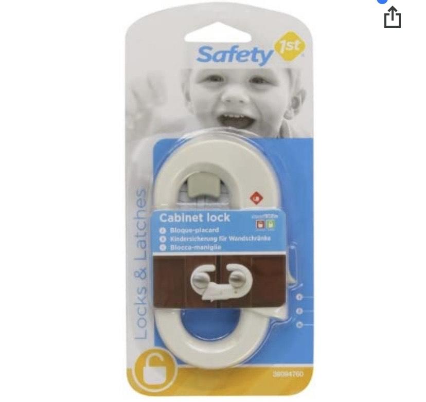 Safety 1st Cierre de seguridad para armarios