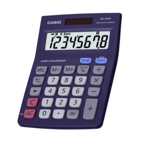 Calculadora Casio M58VERII