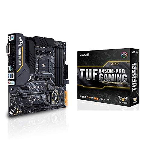 Placa base Asus TUF B450M-PRO Gaming por 84 €