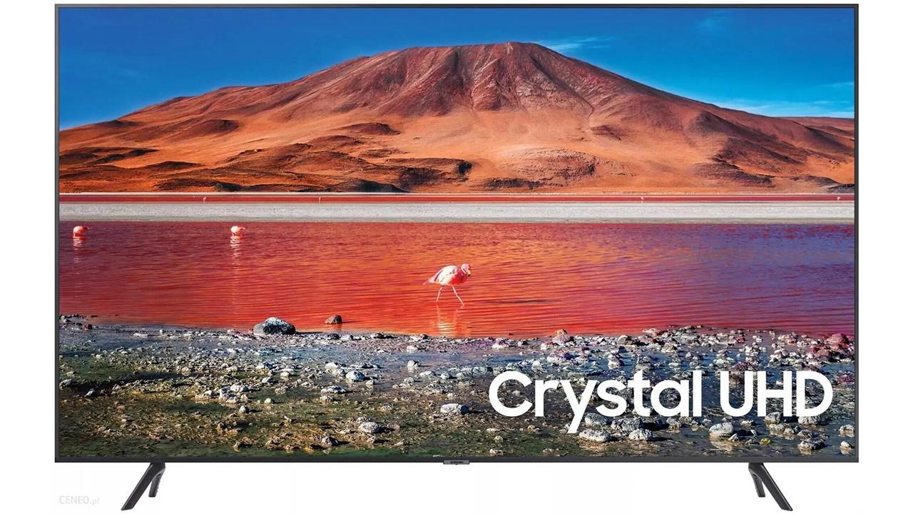 TV LED 65'' Samsung Series 7 UE65TU7172U 4K UHD HDR Smart TV