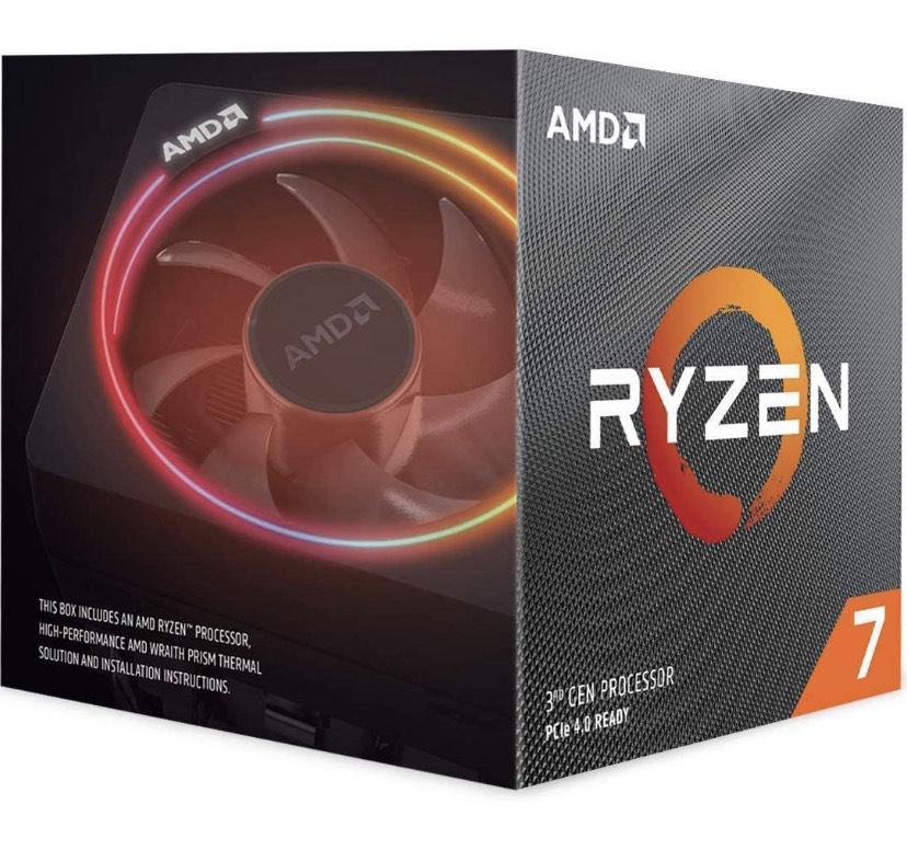 Ryzen 7 3700X (Amazon Francia)