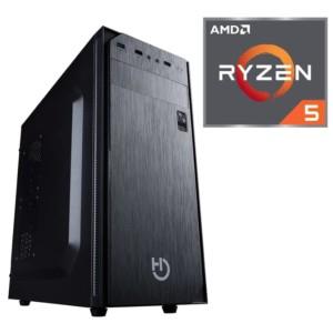 Torre Pc Ryzen 5 3400G/8GB/240GB SSD