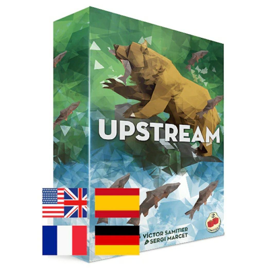 Juego de mesa: Upstream