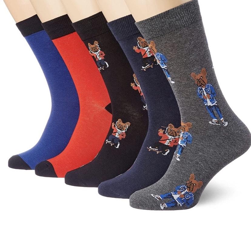 Pack de 5 pares de calcetines JACK & JONES