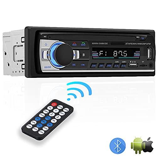 Radio Coche con Bluetooth