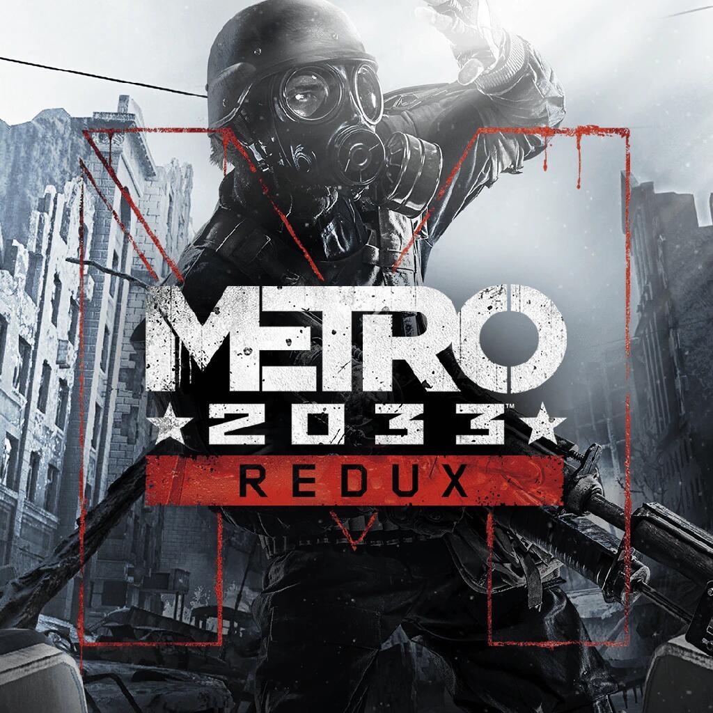 [PS4/PS5] METRO 2033 Redux por 2,99€ / Last Light Redux 2,99€ / Pack por 4,49€