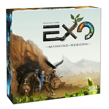 EXO: Mankind Reborn - Juego de Mesa