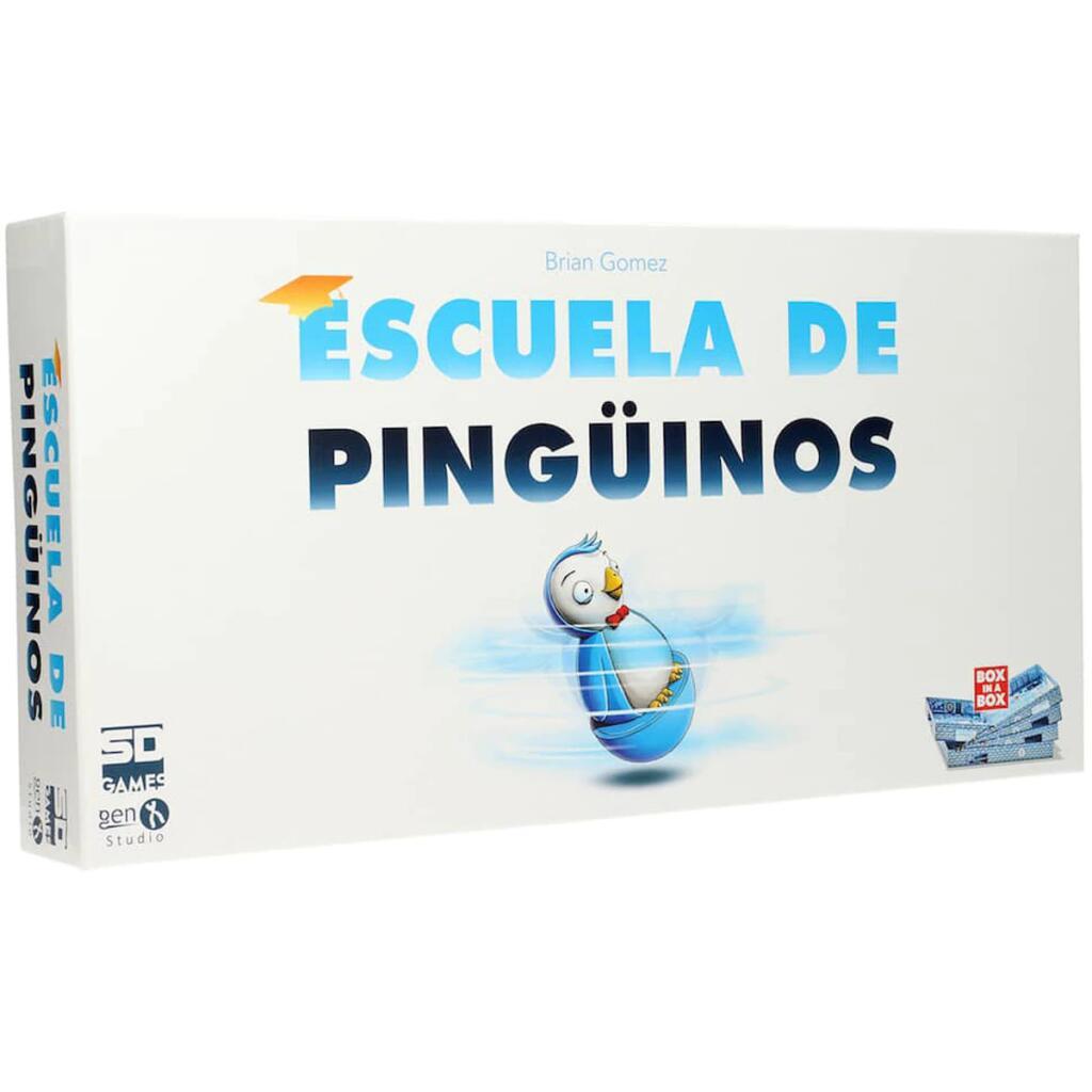 Escuela de Pingüinos - Juego de Mesa