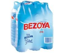 Pack 6 uds de Agua mineral BEZOYA 1,50 L | AlCampo Almería