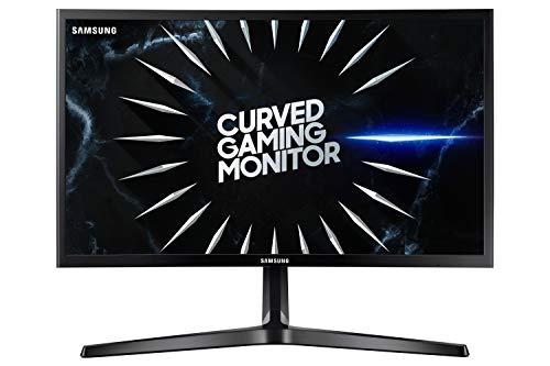 """Samsung 24"""" C24RG52FQR - Monitor Curvo Gamer 144hz Full HD Freesync"""