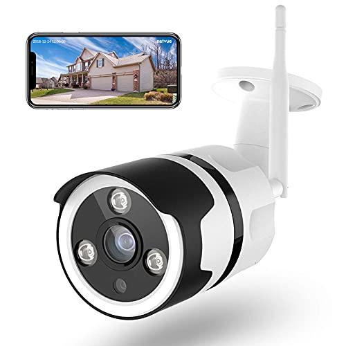 Camara Ip exterior compatible con Alexa
