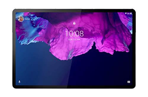 "Lenovo Tab P11 Pro - Tablet de 11.5"" WQXGA (Qualcomm Snapdragon 730G, 6GB/128GB, Android 10, WiFi + Bluetooth), Gris"