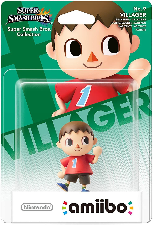 Amiibo Smash Villager (Switch)