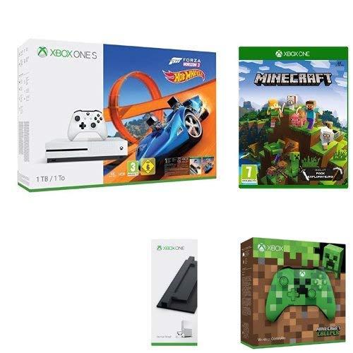 Xbox One S 1TB+accesorios solo 244€