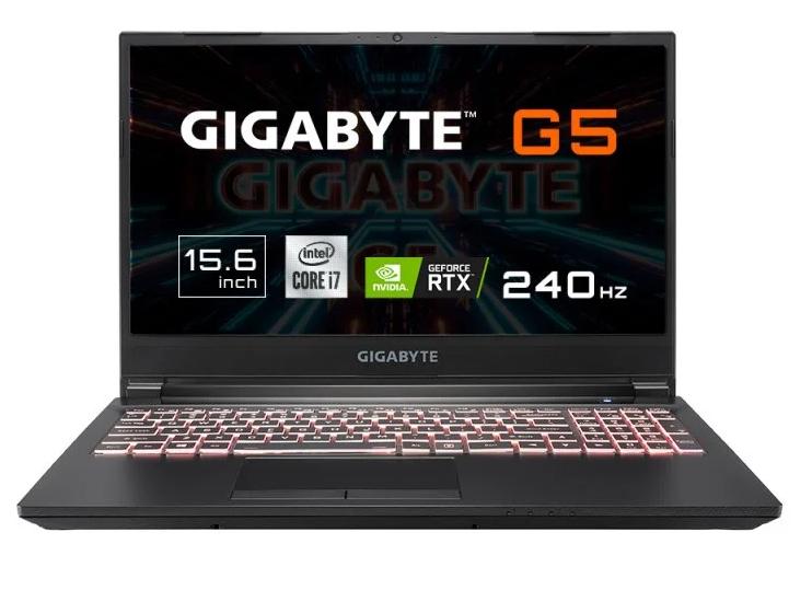 Portátil Gaming GigaByte - 3060 - 16GB - i5
