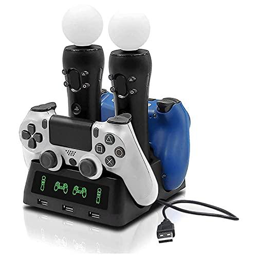 Base de Carga para los mandos de la Consola PS4. Po79€