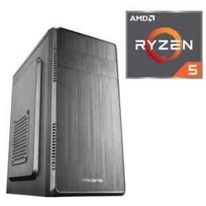 TORRE PPO | Ryzen 5 PRO 4650G - 16GB - 480GB SSD- FreeDos