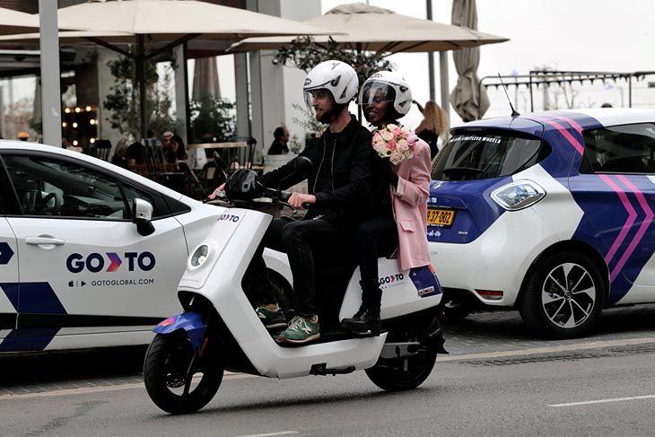 6 euros en GoTo para moto