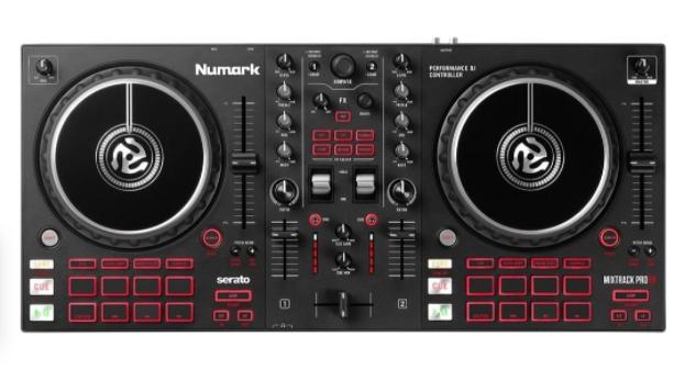 Numark Mixtrack FX Pro DJ controller (RENTING)