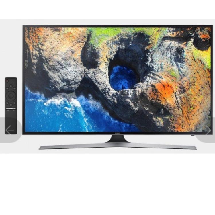 ÚLTIMAS UNIDADES - Samsung UE65MU6105 UHD Plano Smart TV