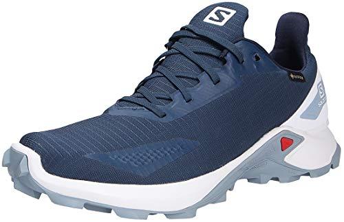 Salomon Alphacross Blast GTX Zapatillas Impermeables De Trail Running Hombre -Números 40, 47⅓ y 49⅓
