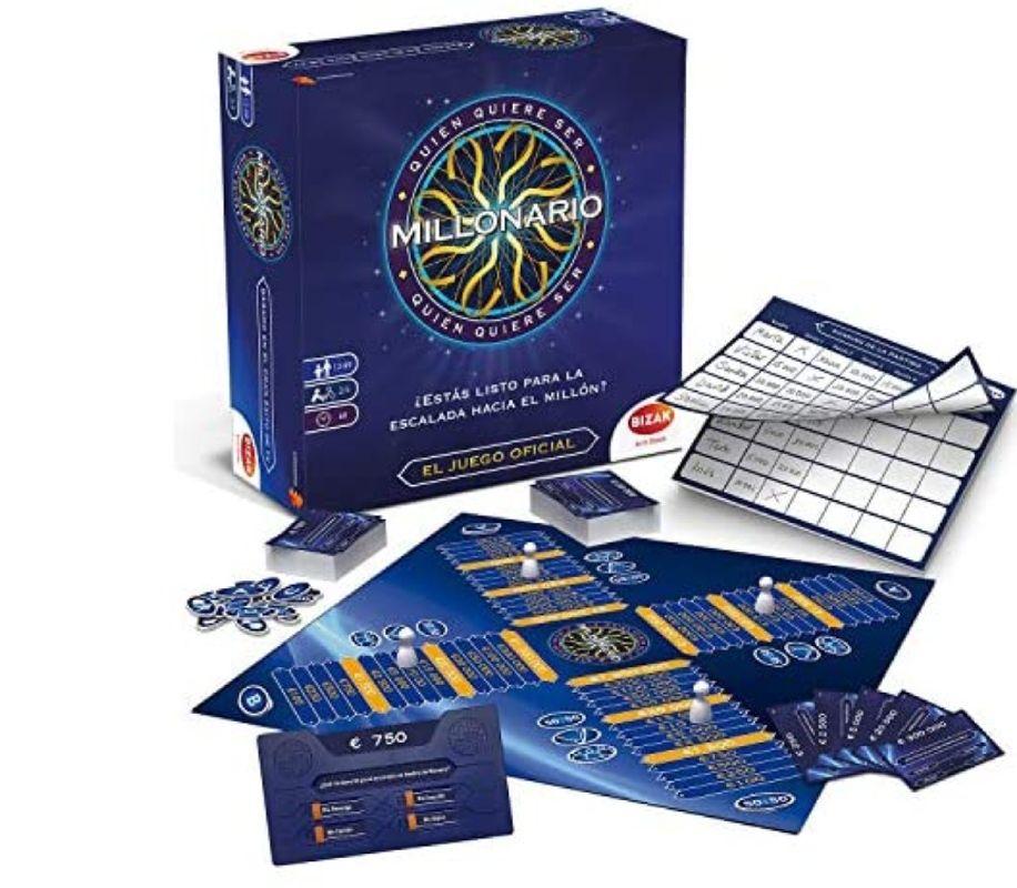 Bizak- Juegos Quién Quieres ser Millonario