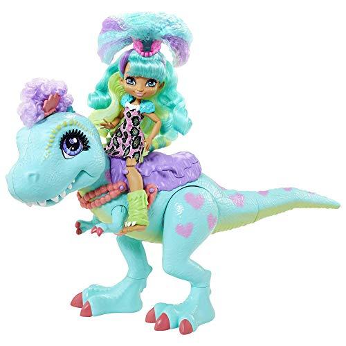Muñeca Rockelle con Mascota Dinosaurio