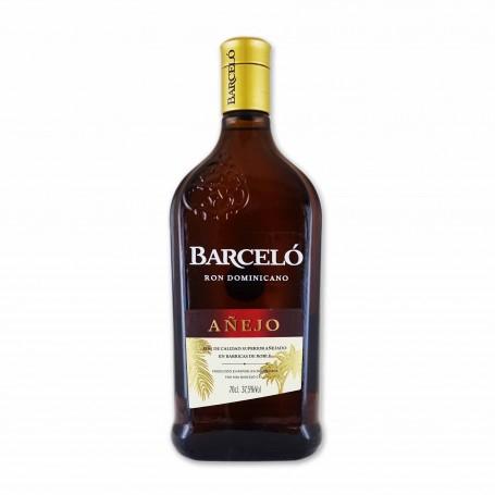 Barceló Ron Dominicano Añejo 700 ml