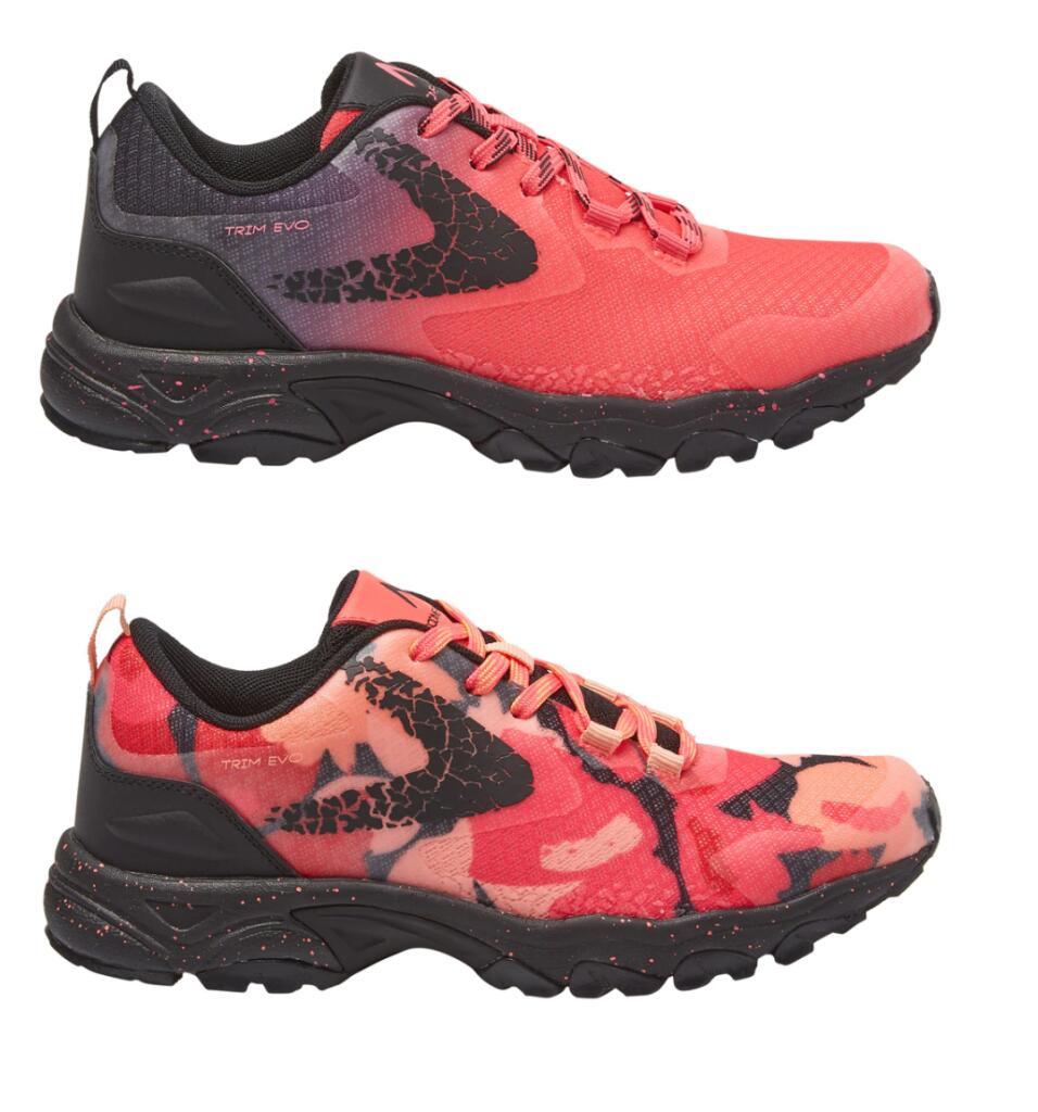 En 2 Colores - TALLAS 36 a 41 - Zapas de Trail Running para Mujer Trim Evo Boomerang