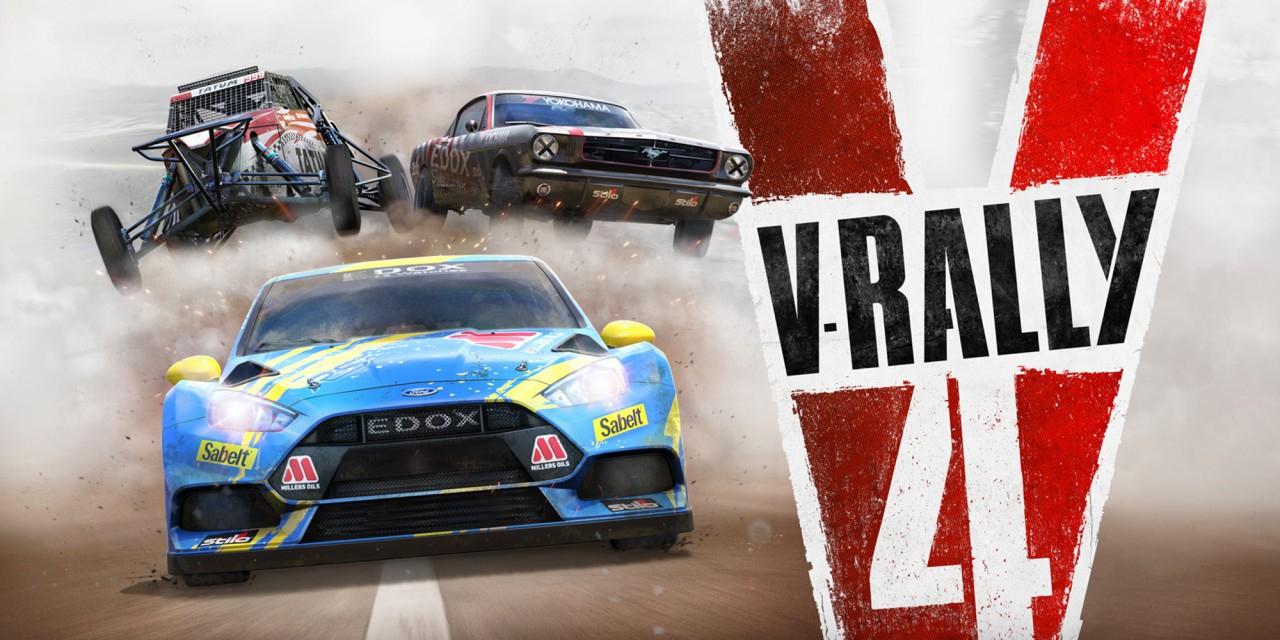 V-Rally 4 para Nintendo Switch