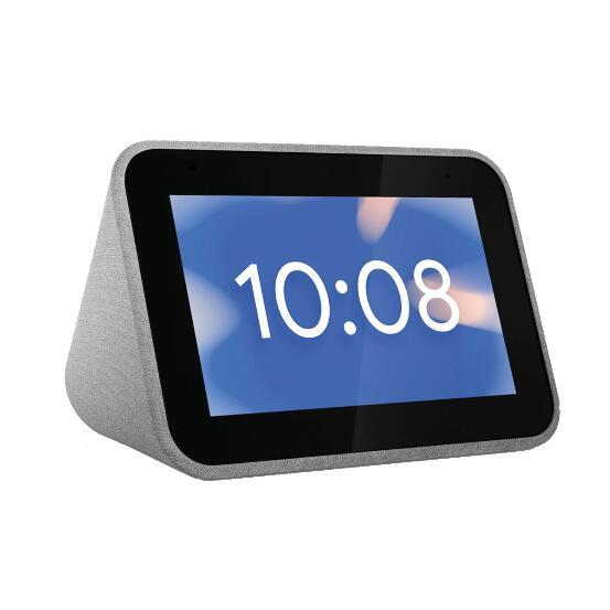 Lenovo Smart Clock Negro | Gris con Asistente de Google por 31,99 €
