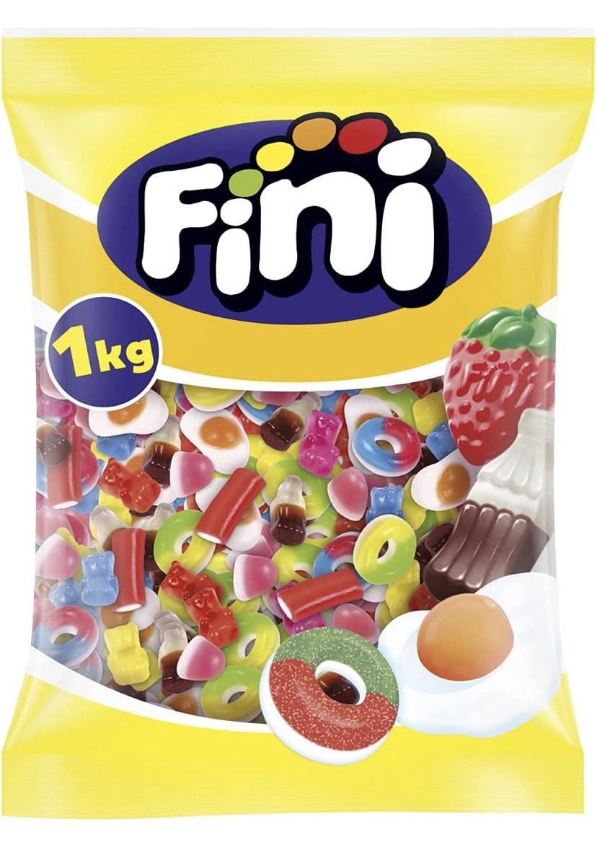 1 kilo de , Caramelos de Goma Fini Clear Little Mix,