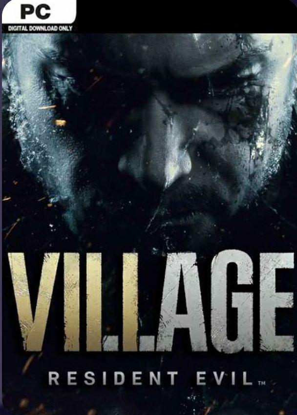Resident Evil Village Pc para Steam