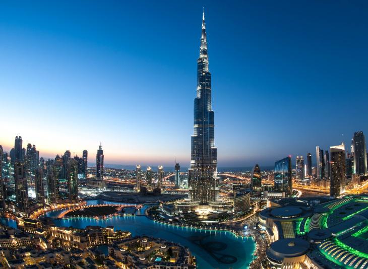 Dubai 485€/p= 5 noches en hotel 5* con vuelos incluidos
