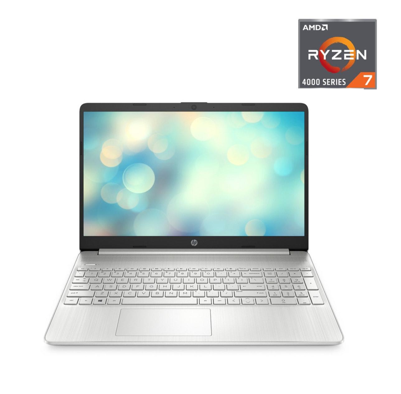 Portátil HP 15s-eq1105ns, AMD Ryzen 7, 16GB, 512GB SSD, FreeDOS