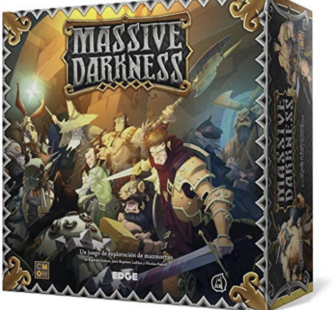 Juego de mesa - Massive Darkness
