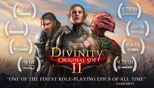 Divinity: Original Sin 2 edicion definitiva en GoG